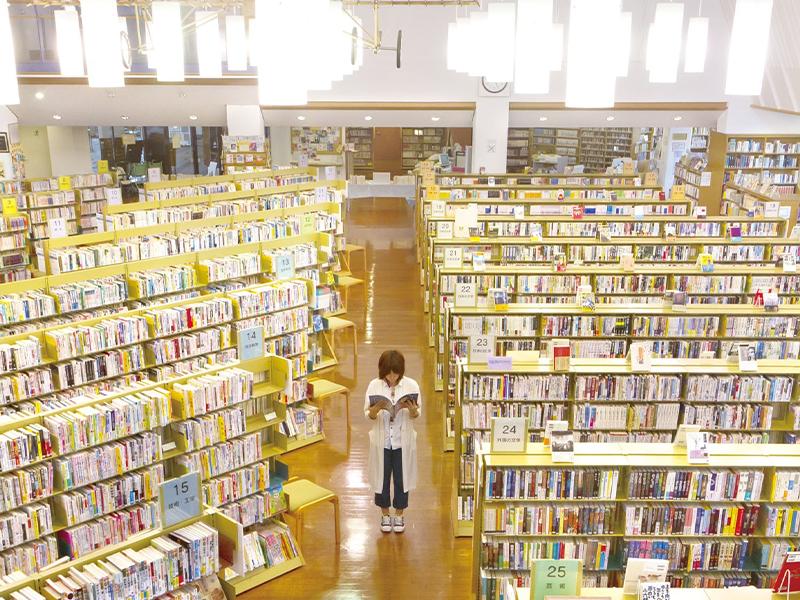 市民 図書館 小城